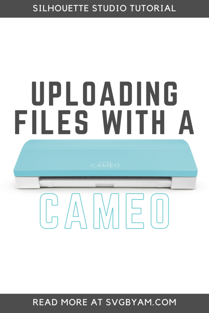 How to upload files in Cameo Files